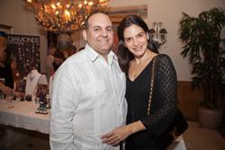 Tony and Ana Cisneros