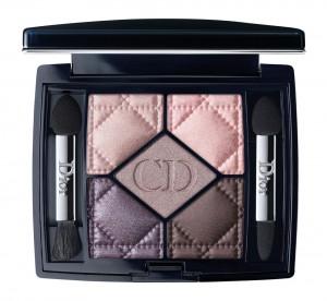 Dior - 5 Colours Eyeshadow Palette - 156 Femme Fleur_v1