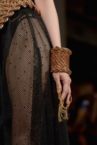 CND for The Blonds S/S 2015 - Runway
