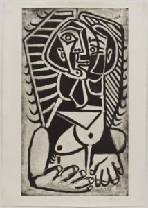 Picasso - L'Egyptienne-web